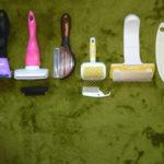 ドギーマン猫用角型スリッカー利用後の掃除方法は?