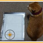 猫のトイレシートの臭い対策