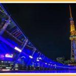どこかで見た記憶がある名古屋テレビ塔のライトアップ画像