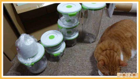 容器のサイズ