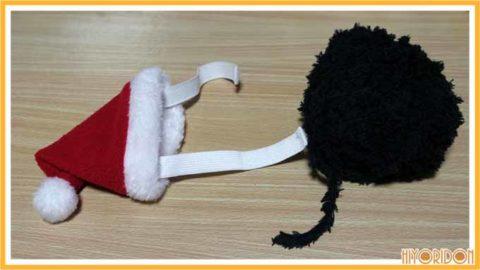 帽子と毛糸