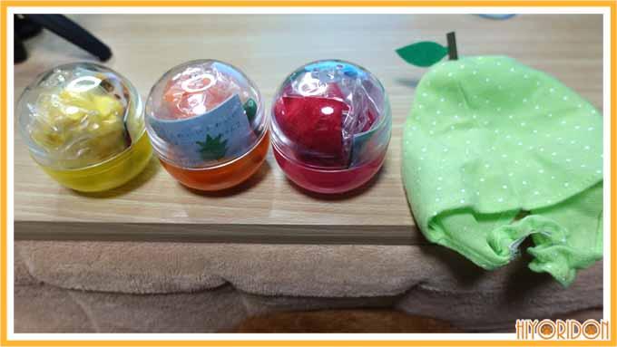 ねこフルーツちゃん2